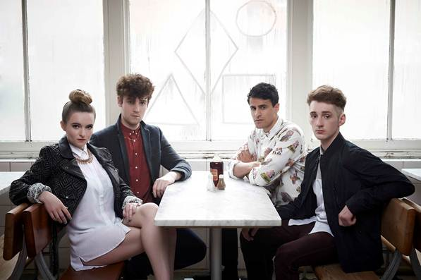 Clean Bandit (foto: warner)